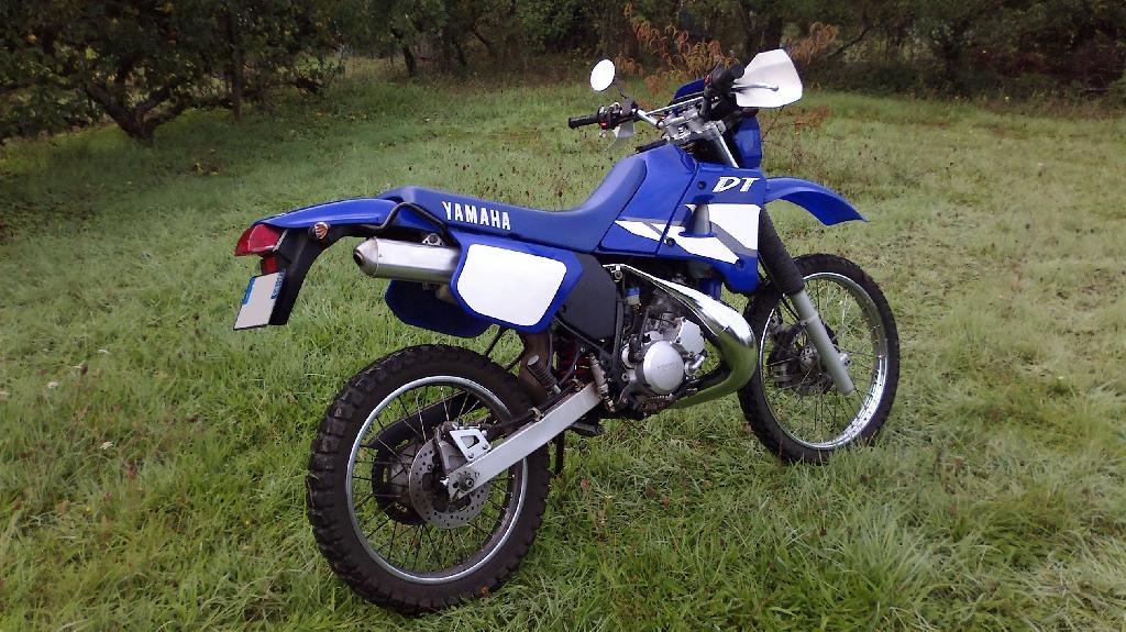 annonce moto yamaha dt 125 r occasion de 2003 - 85 vend u00e9e