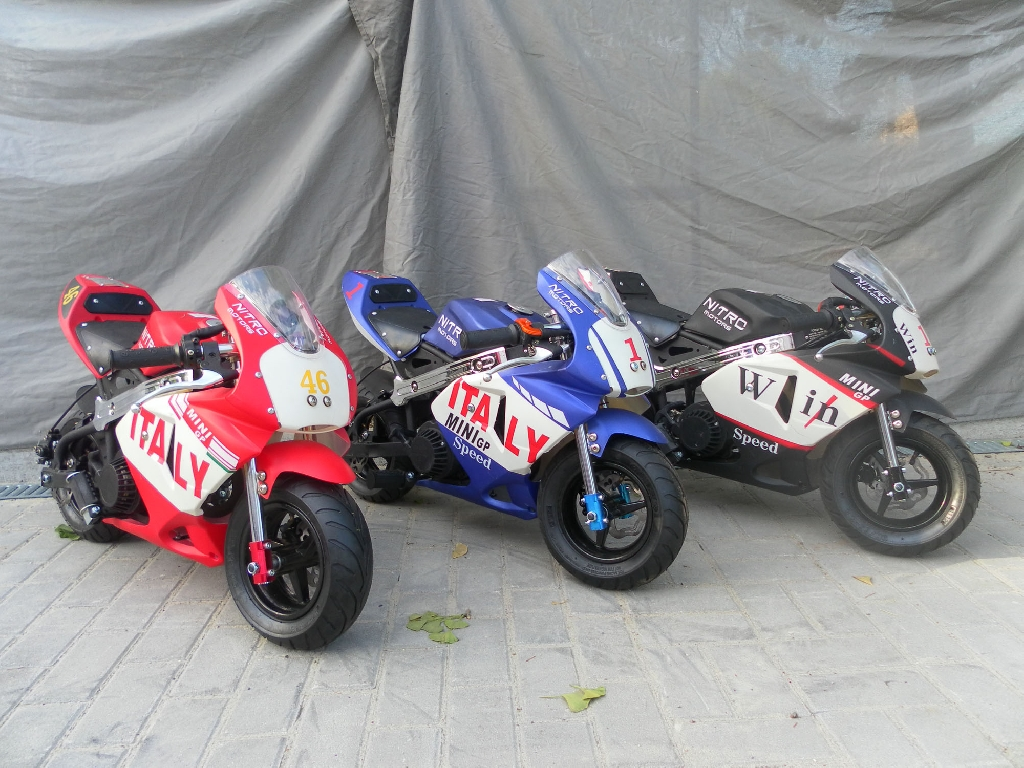 Moto AUCUNE Pocket Bike Racing 49  occasion