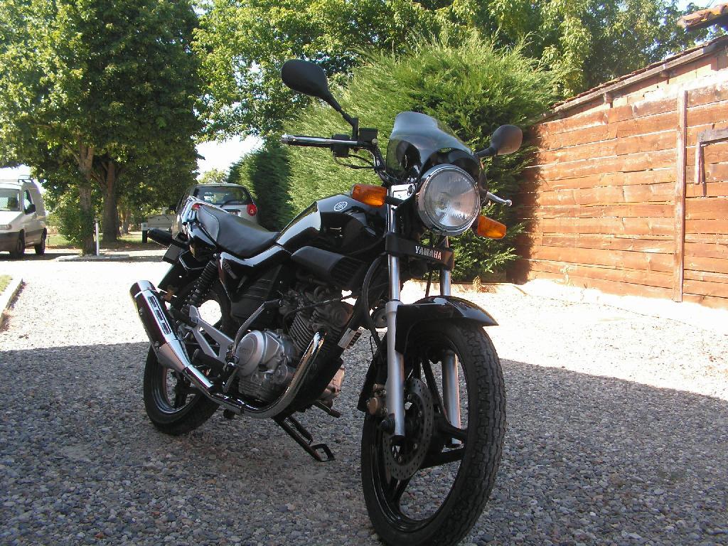 annonce moto yamaha ybr 125 serie limit u00e9e occasion de 2006