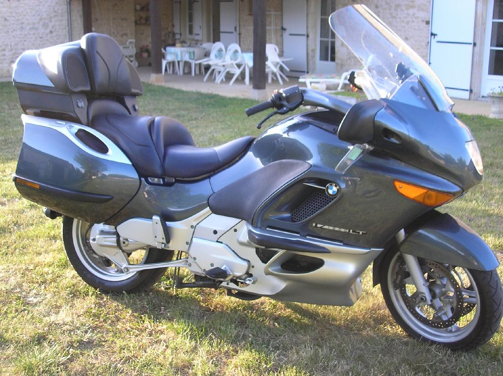 annonce moto bmw k 1200 lt occasion de 2003 86 vienne quincay. Black Bedroom Furniture Sets. Home Design Ideas