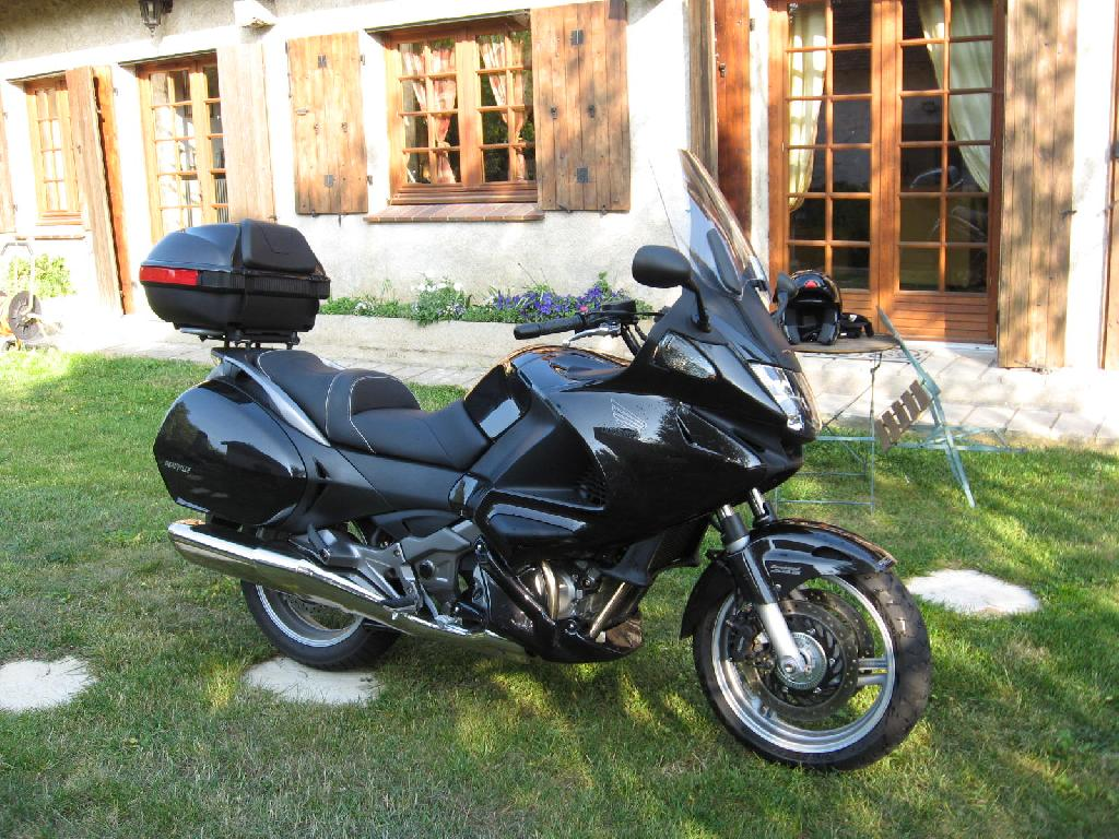 Moto HONDA NT 700 Deauville ABS occasion