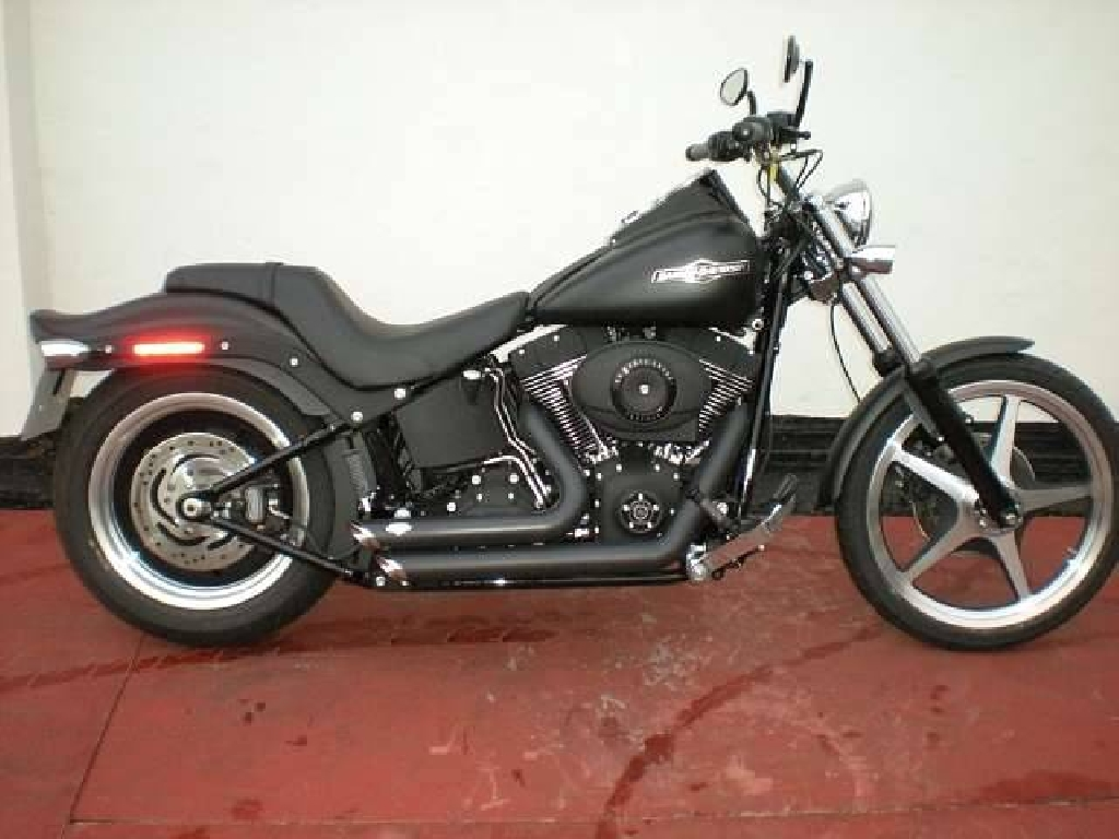 Moto HARLEY-DAVIDSON Softail Night Train  occasion