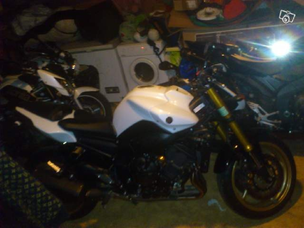 Annonce moto yamaha fz8 n occasion de 2010 93 seine saint denis aulnay sous bois - Garage moto aulnay sous bois ...