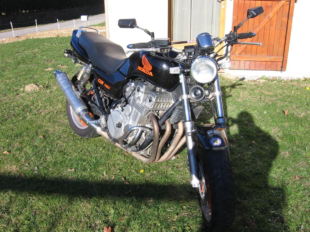 annonce moto honda cb 750 seven fifty occasion de 1993