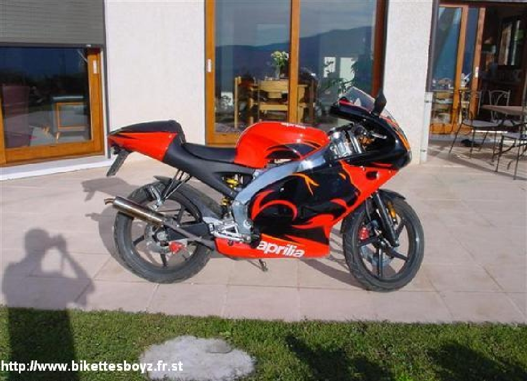 annonce moto aprilia rs 50 occasion de 2006