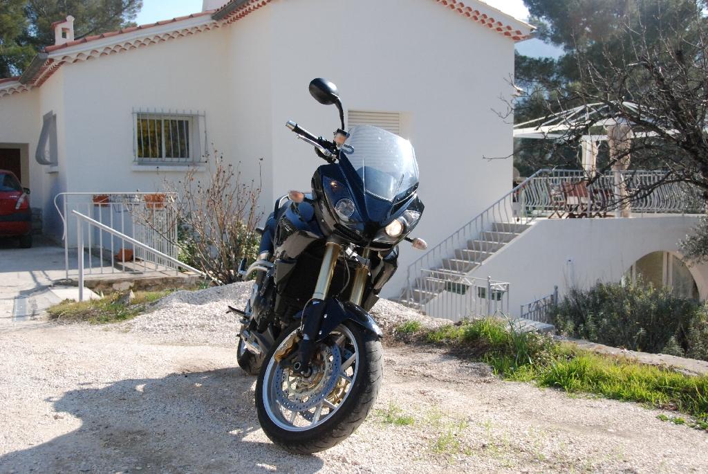annonce moto triumph tiger 1050 abs occasion de 2010