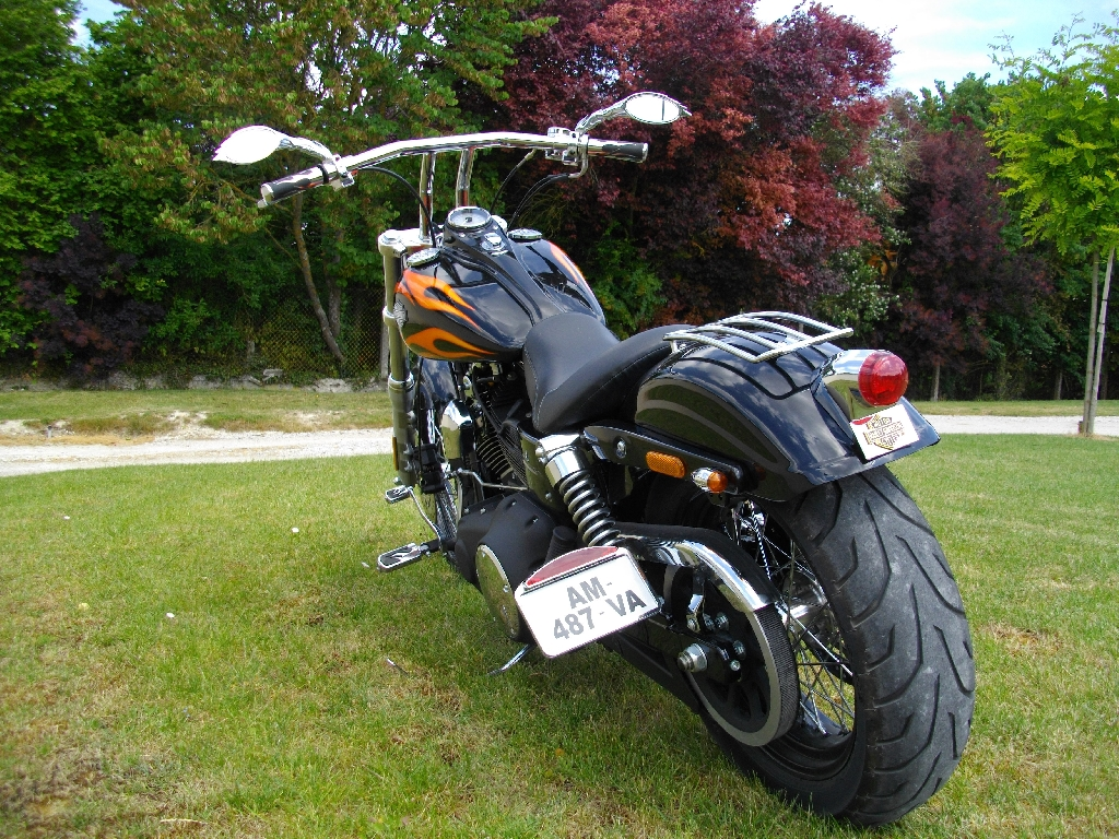 HARLEY-DAVIDSON Dyna Wide Glide  2010 photo 2
