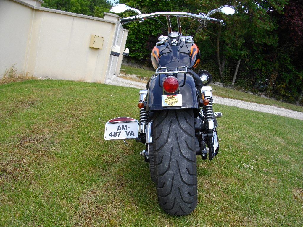 HARLEY-DAVIDSON Dyna Wide Glide  2010 photo 3