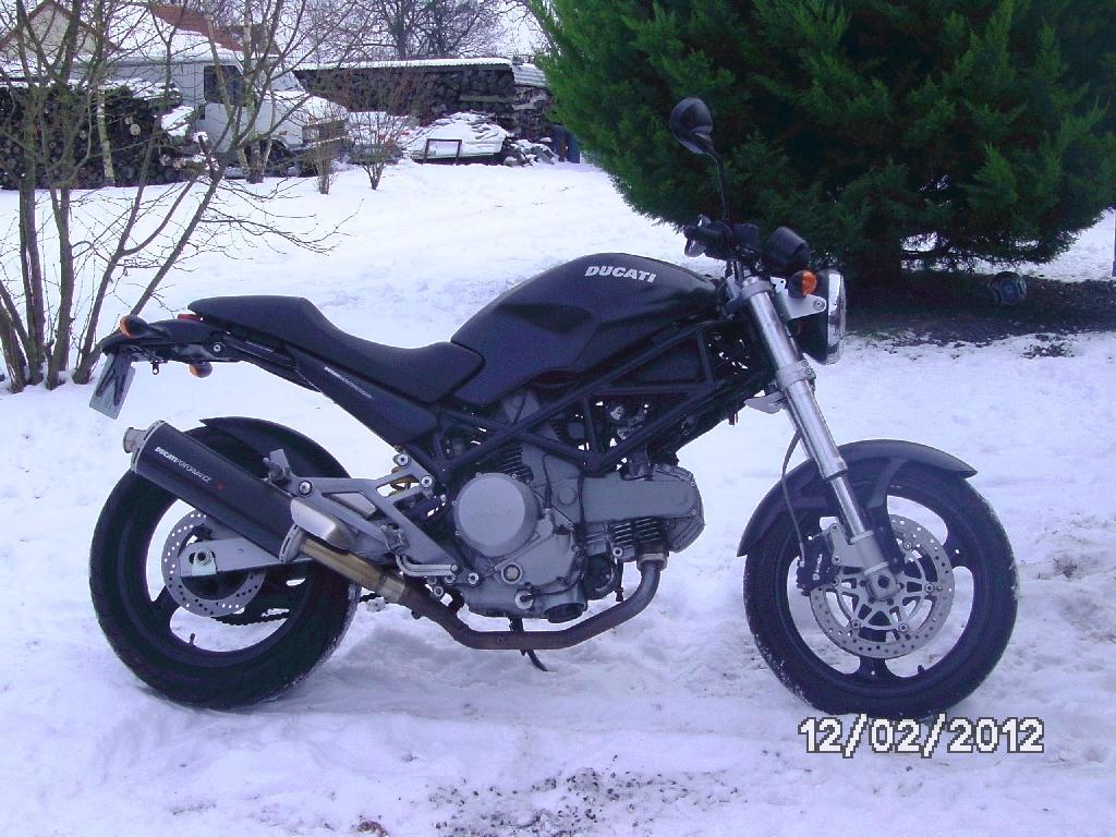 annonce moto ducati monster 620 occasion de 2006
