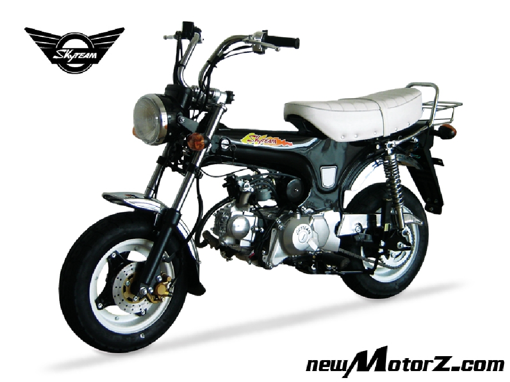 annonce moto sky team dax 125 occasion de 2012 37 indre et loire undefined. Black Bedroom Furniture Sets. Home Design Ideas