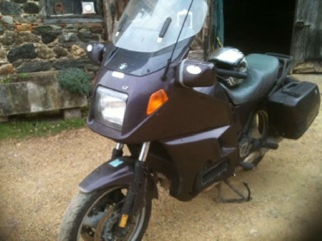 Moto BMW K 1200 LT edition speciale occasion