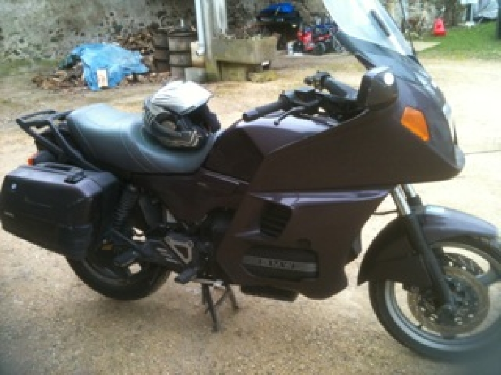 BMW K 1200 LT edition speciale 1994 photo 3