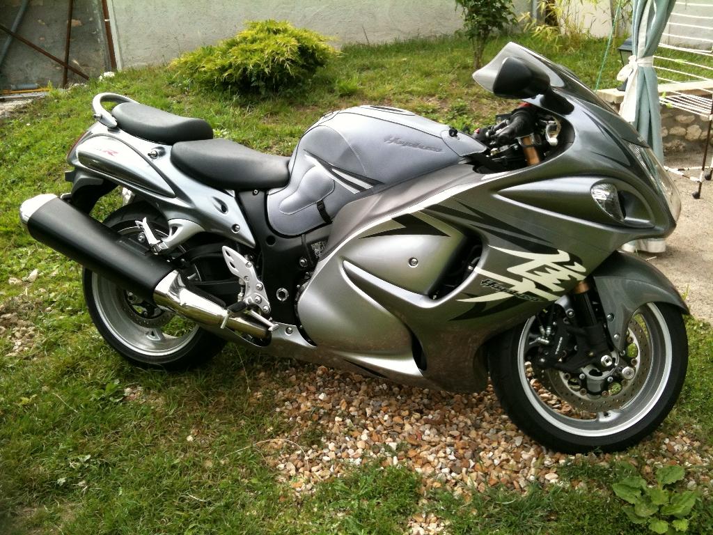 annonce moto suzuki gsx-r 1300 hayabusa occasion de 2010 - 45 loiret