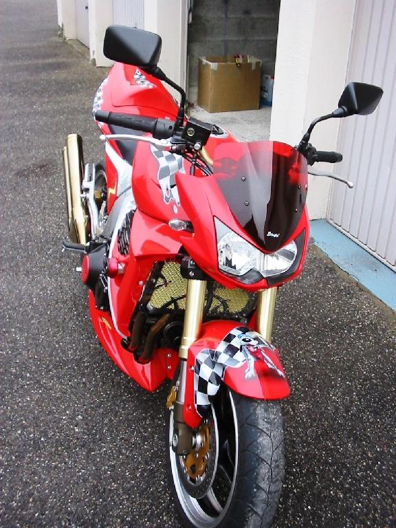 annonce moto kawasaki z 1000 occasion de 2003