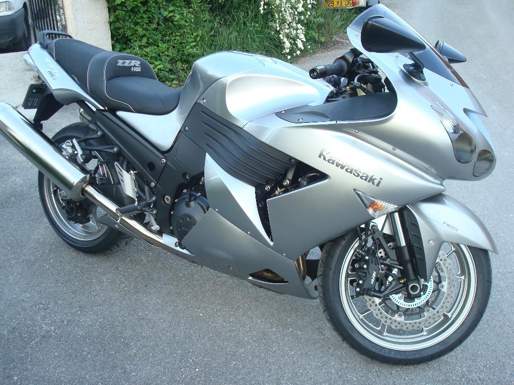 annonce moto kawasaki zzr 1400 abs occasion de 2009