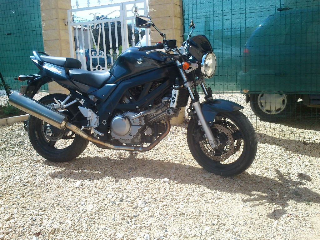 SUZUKI SV 650 N 2006 photo 1