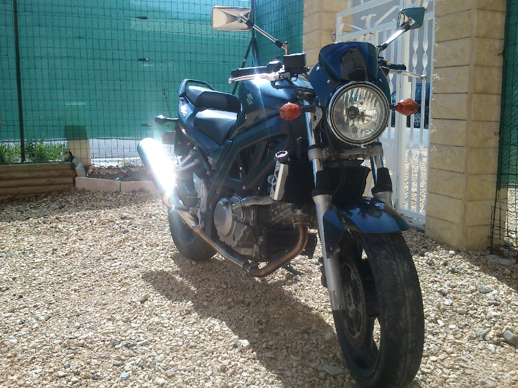 SUZUKI SV 650 N 2006 photo 2
