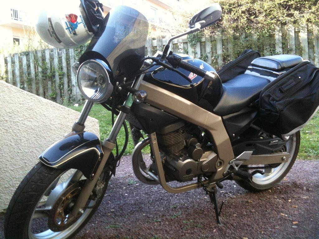 en gros double coupon dernière mode Annonce moto DAELIM Roadwin occasion de 2004 - 60 Oise - Vannes