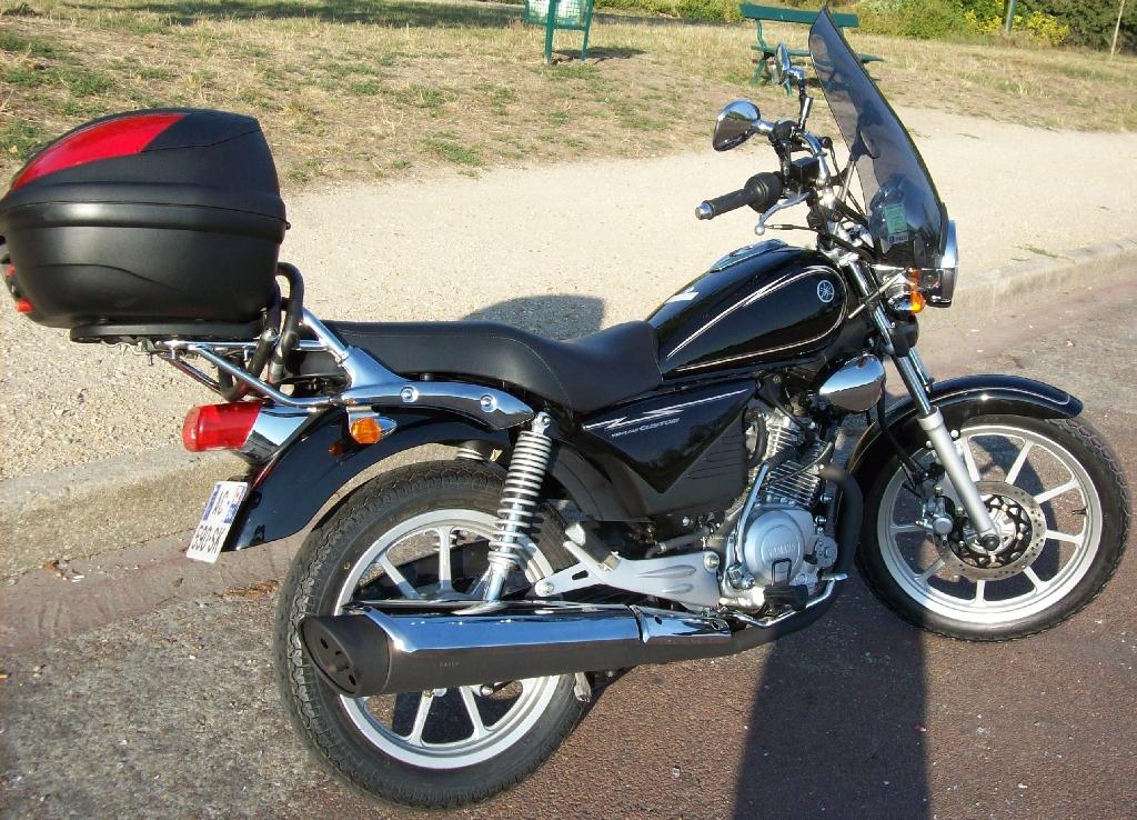 moto yamaha ybr 125 occasion