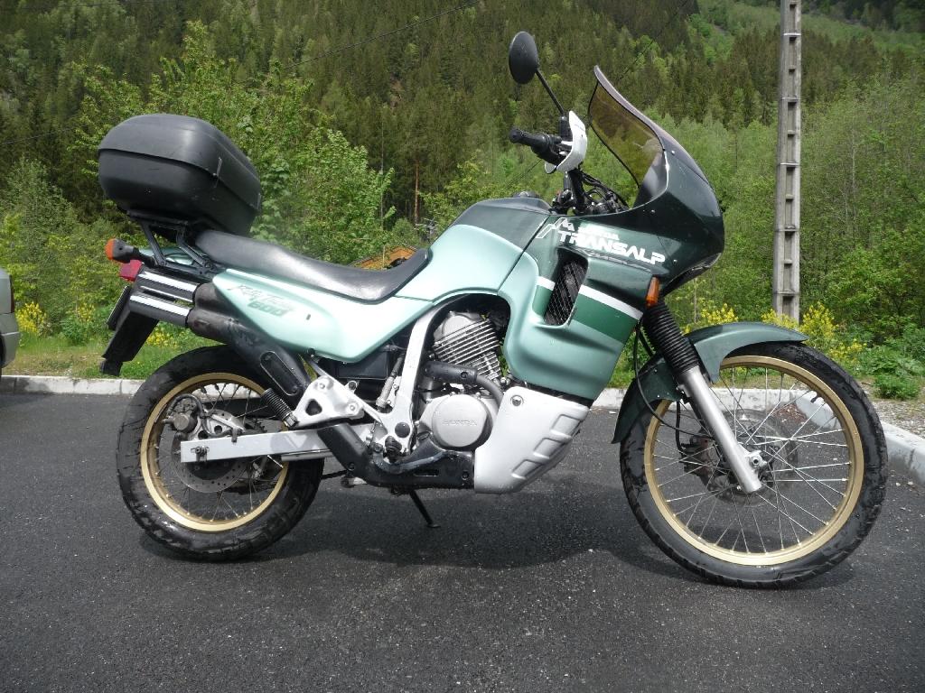moto honda 600 occasion