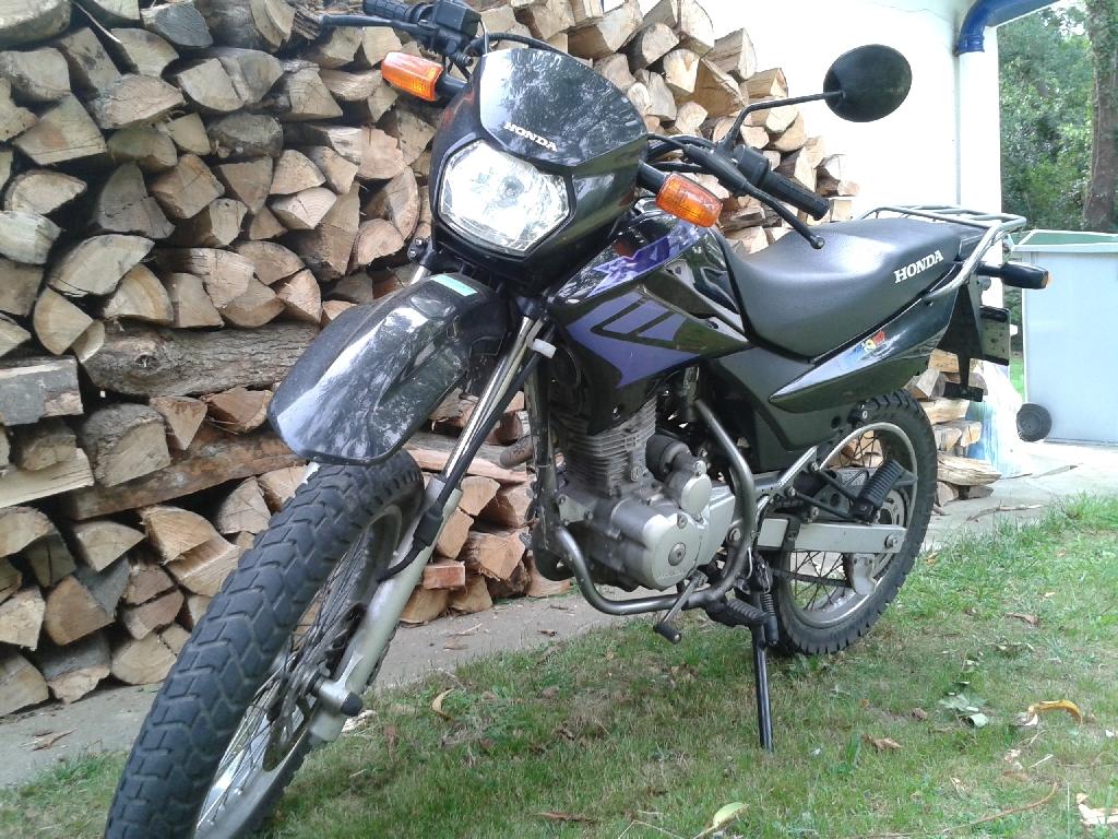 moto honda xr 125 occasion