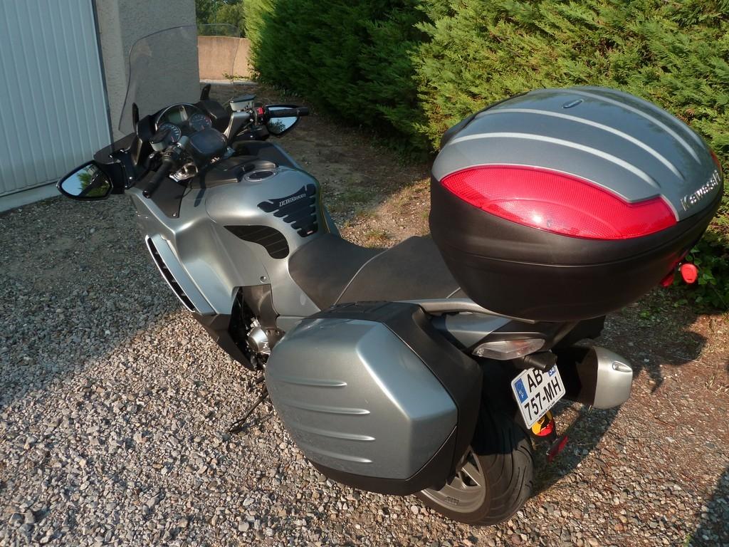 annonce moto kawasaki gtr 1400 occasion de 2009