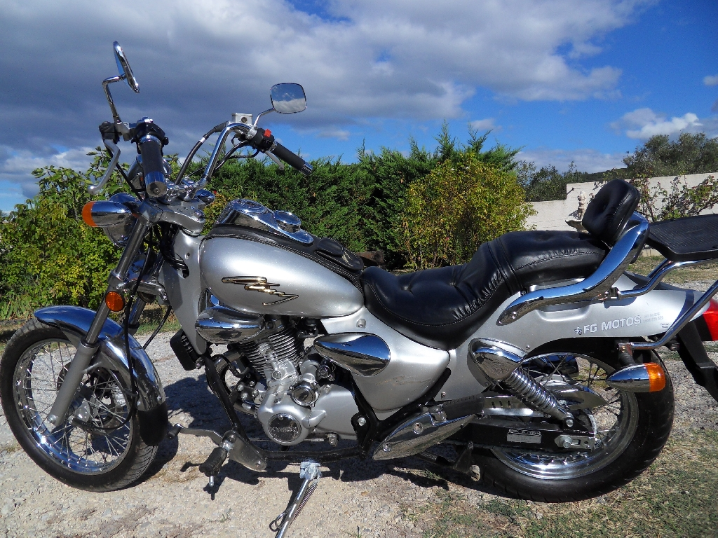 Moto KYMCO Zing  occasion
