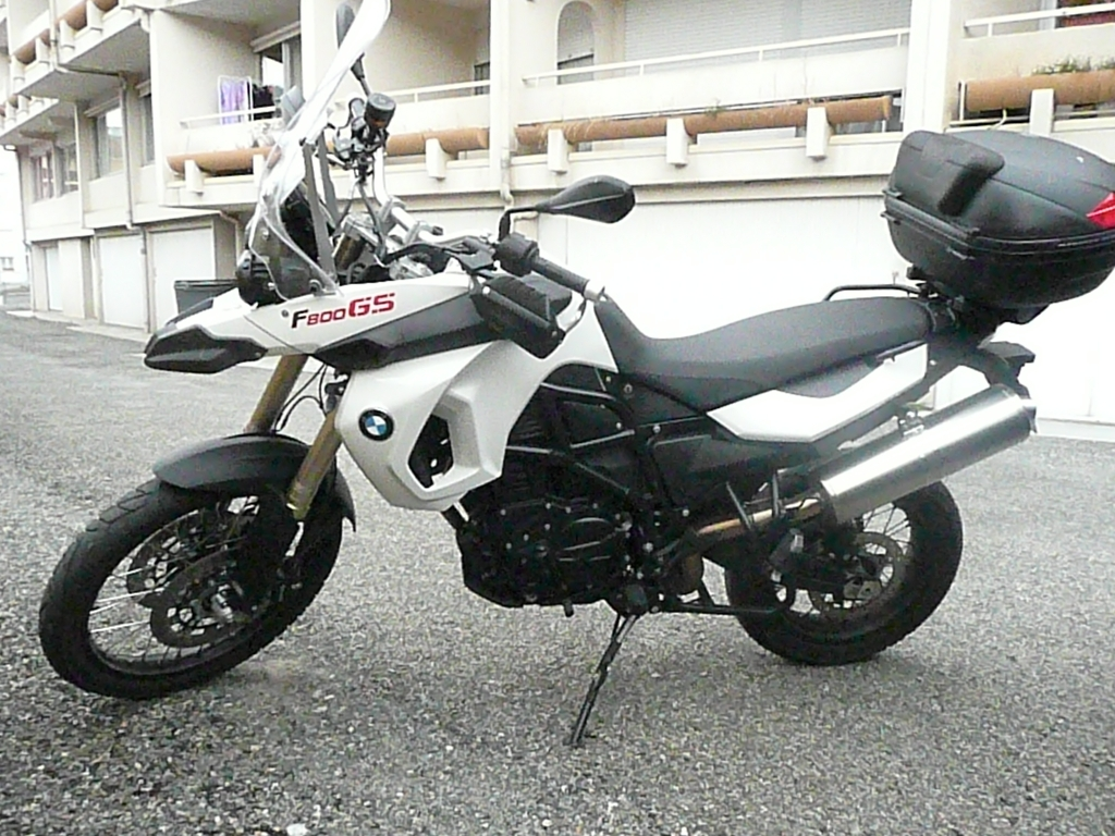 Moto BMW F 800 GS ABS occasion