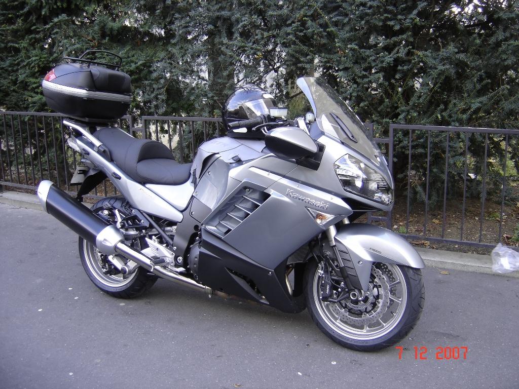 Kawasaki 1400 Gtr Occasion Idée Dimage De Moto