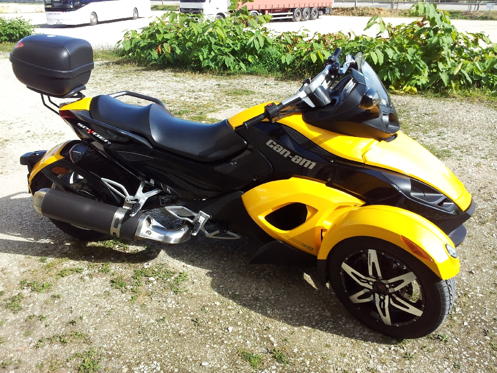 Moto CAN-AM Spyder RS SM5 occasion