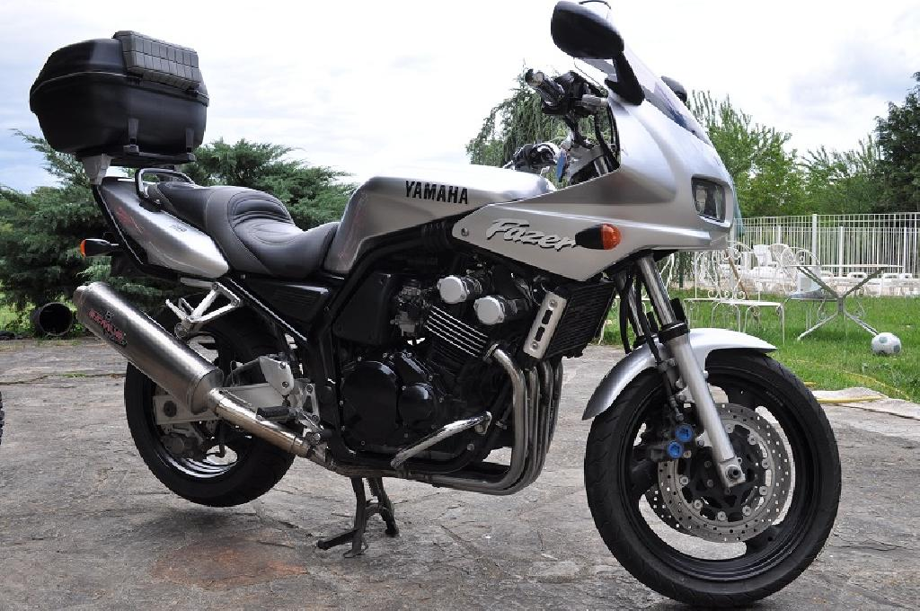 moto yamaha fazer 600 occasion