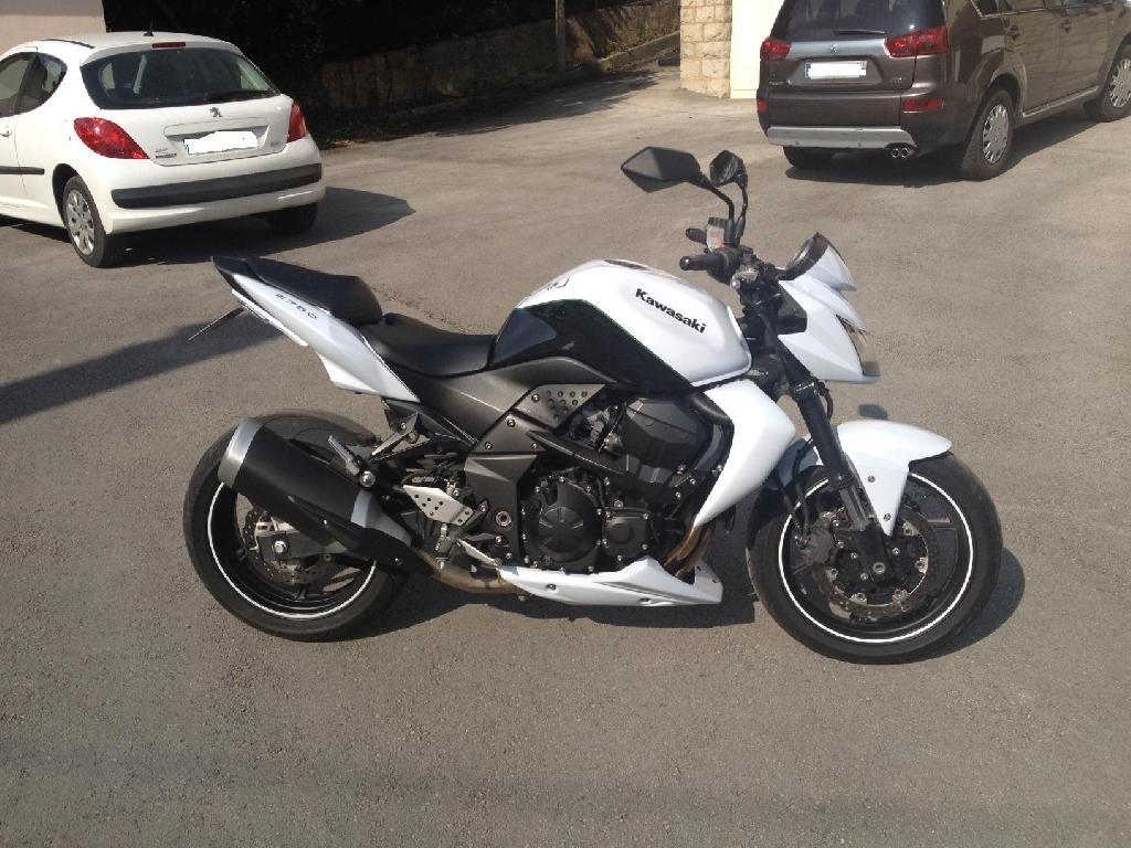 Kawasaki Z 750 Occasion Annonce Moto Kawasaki Z 750