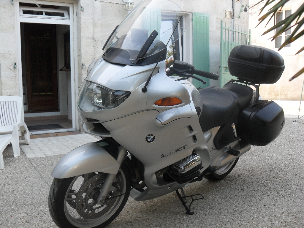 annonce moto bmw r 1150 rt occasion de 2001 16 charente chateauneuf sur charente. Black Bedroom Furniture Sets. Home Design Ideas