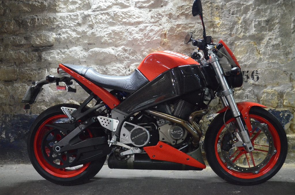 Moto BUELL XB12 S  occasion