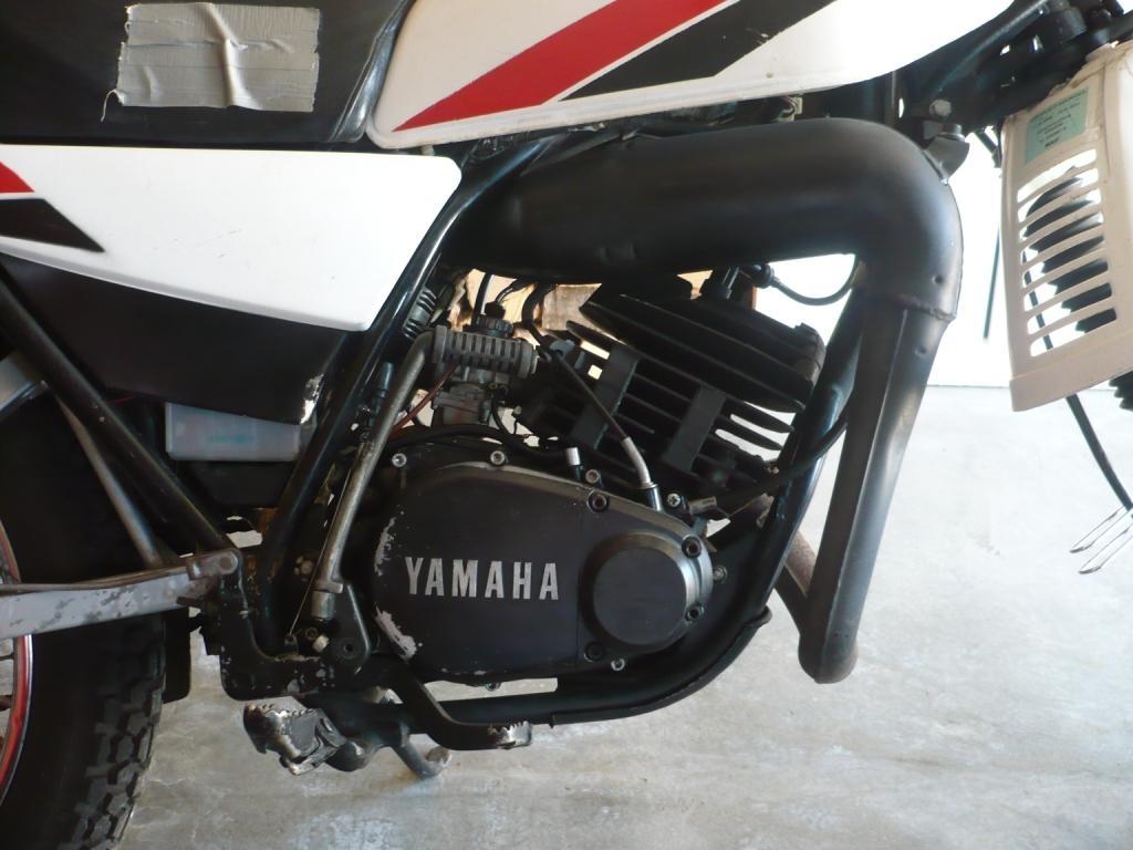 annonce moto yamaha dtmx 125 occasion de 1979