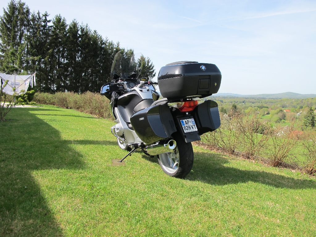 BMW R 1200 RT  2010 photo 2