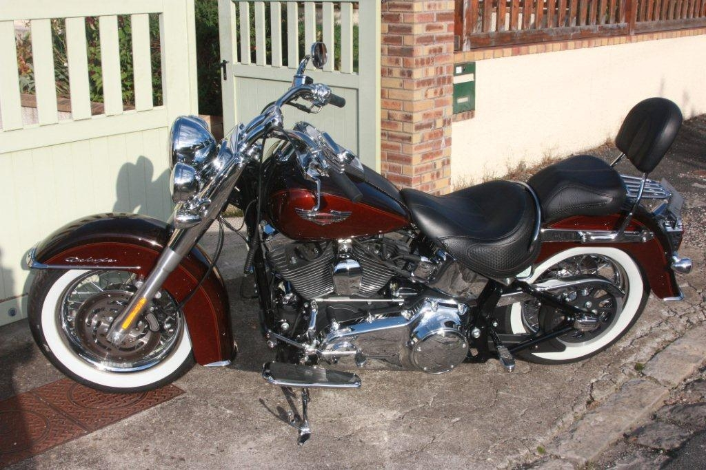 Moto HARLEY-DAVIDSON Softail Deluxe  occasion