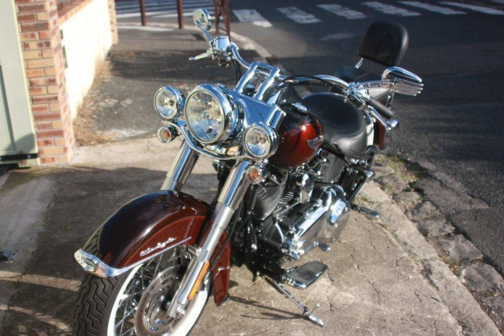 HARLEY-DAVIDSON Softail Deluxe  2010 photo 3