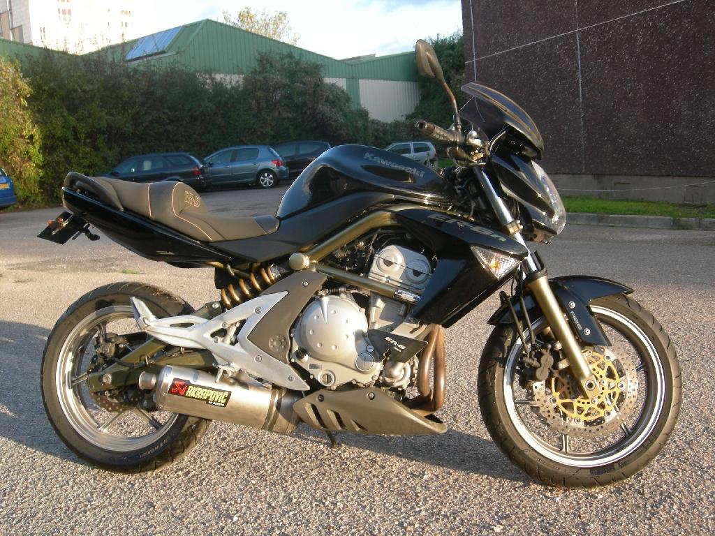 Annonce Moto Kawasaki Er 6n Occasion De 2006 77 Seine Et Marne Melun