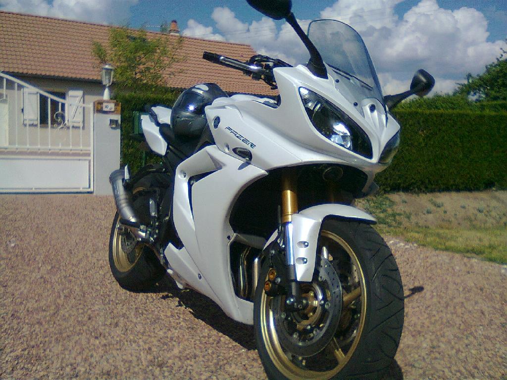 annonce moto yamaha fz8 s fazer occasion de 2011