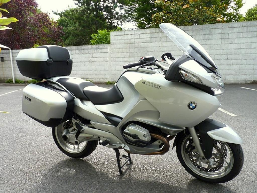 annonce moto bmw r 1200 rt occasion de 2007 - 51 marne