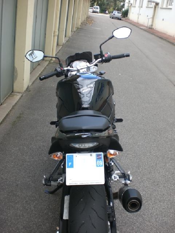 annonce moto suzuki gsr 750 occasion de 2011 - 69 rh u00f4ne