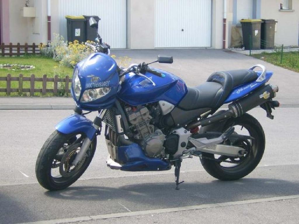moto honda 900 hornet occasion