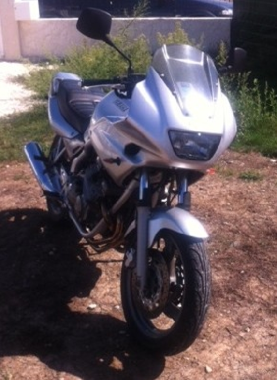 Moto YAMAHA XJ6 N Diversion occasion