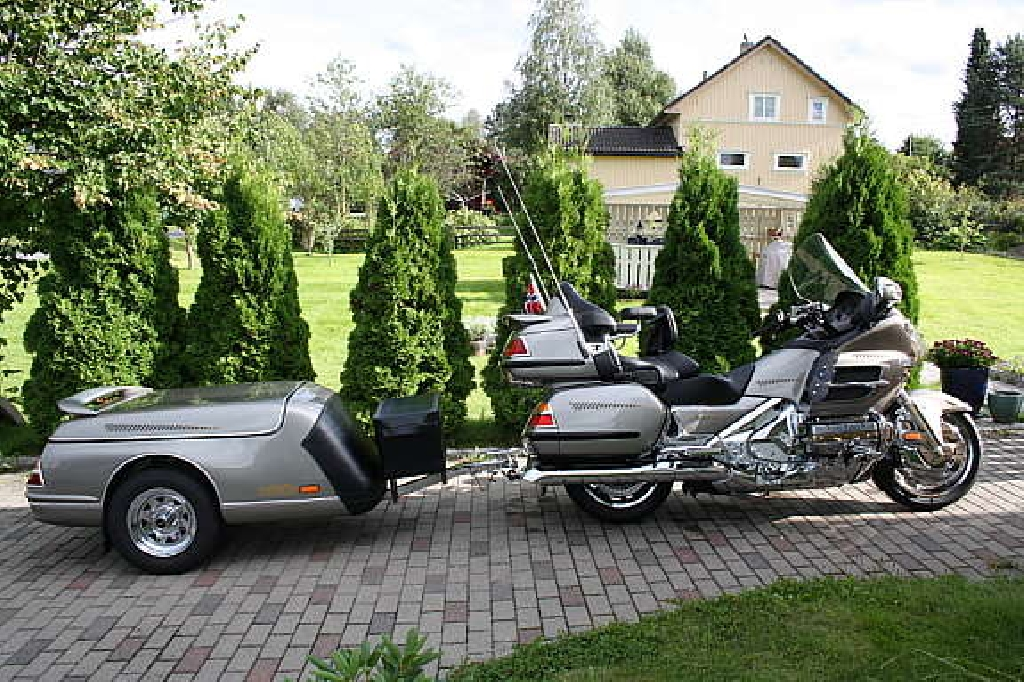 Moto HONDA GL 1800 Goldwing  occasion