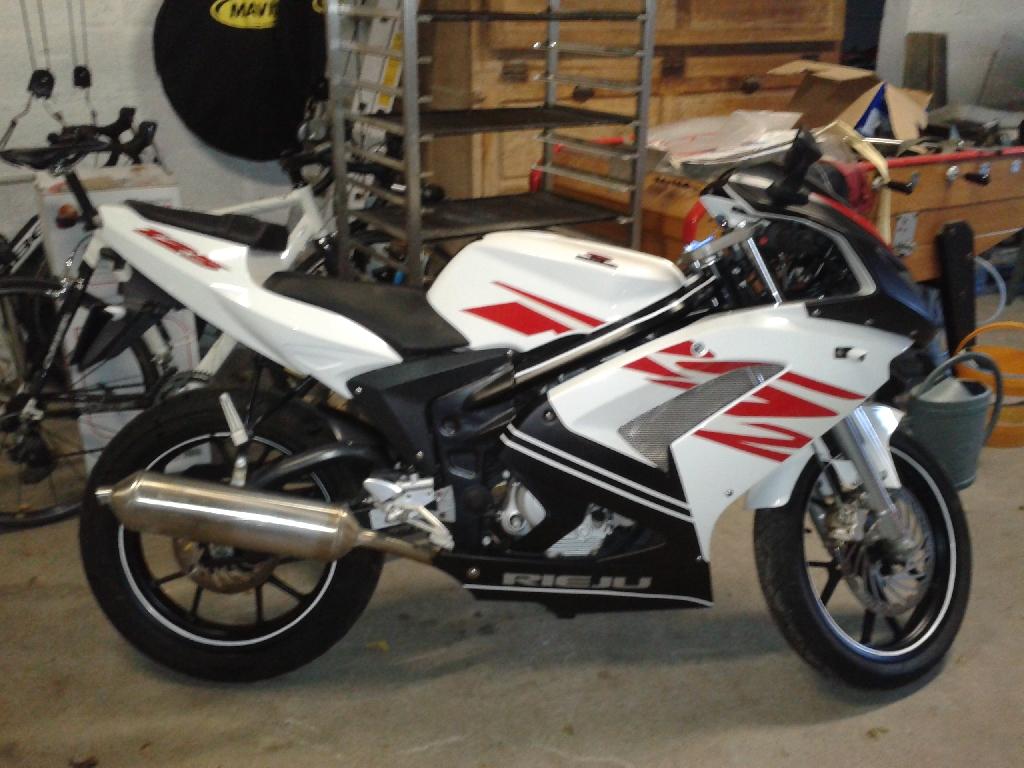 annonce moto rieju rs2 125 occasion de 2007