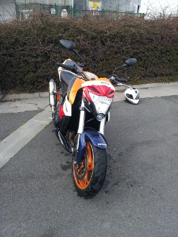 annonce moto honda cb 1000 r repsol occasion de 2010 - 60 oise