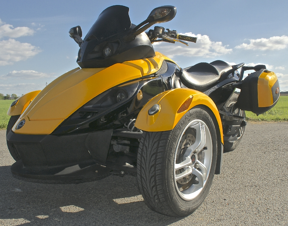 Moto CAN-AM Spyder RS 1000 SM 5 occasion