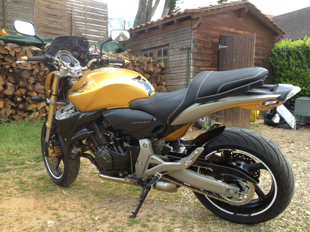 annonce moto honda cb 600 hornet occasion de 2007 24 dordogne proissans. Black Bedroom Furniture Sets. Home Design Ideas