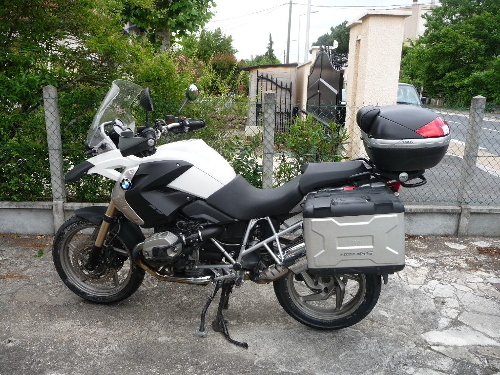 Moto BMW R 1200 GS  occasion